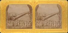 Offenbach's 1875 Operetta Le Voyage Dans La Lune 1885, Reprint Photo 7x3 Inch
