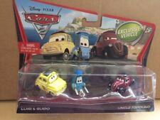 DISNEY DIECAST-Luigi CARS & Guido & Uncle Topolino-SPEDIZIONE COMBINATA
