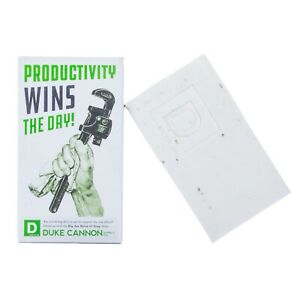 Duke Cannon Big Ass Brick Of Soap Productivity 10 oz - Limited Edition WWII