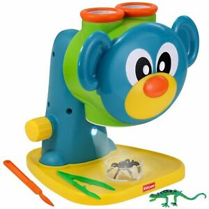Kidzlane Microscope Science Toy for Kids - Toddler Preschool Microscope