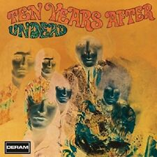 TEN YEARS AFTER - UNDEAD (RE-PRESENTS) 2 CD NEW!