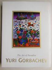 The Art of Paradise YURI GORBACHEV Signed First Edition 2002 HC Oversized
