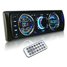 Car Stereo Audio In-Dash FM Aux Input Receiver SD USB MP3 Radio Player