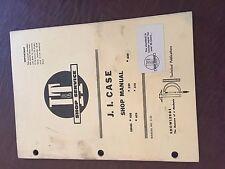 Iampt Ji Case David Brown Shop Tractor Shop Manual 430 470 530 570 630