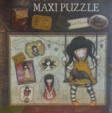Gorjuss Maxi Puzzle Ruby Vacation da 108 pezzi NUOVO DA NEGOZIO