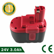 24V 3.0Ah Battery For Bosch GBH24VF PSB 24VE-2 2607335537 2607335645 2607335279