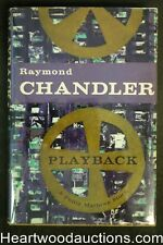Playback by Raymond Chandler (First Edition)- High Grade