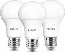 Philips Bombilla LED con sensor de luz del día, plástico, Mate, E27, 13 wattsw