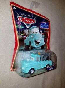 Disney Pixar Cars Supercharged Brand New Mater NEW