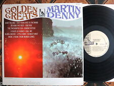 Martin Denny-GOLDEN Greats LP LIBERTY – LRP 3467-USA 1966