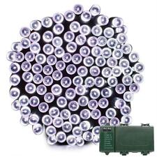 Battery Operated 200 LED String Lights With Timer Wall Decor Indoor Outdoor, NEW