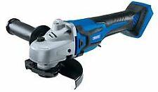 More details for draper 55478 d20 20v brushless 115mm angle grinder body - d20ag115bl