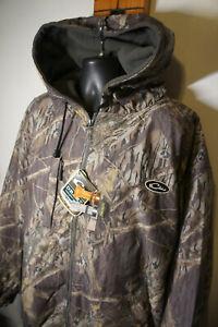 NEW Drake Waterfowl 3XL Refuge HS Shadow Branch Camo Hunting Parka Jacket  o88