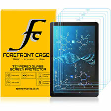 Samsung Galaxy Tab Advanced 2 10.1 Tempered Glass Screen Protector Cover | X 5