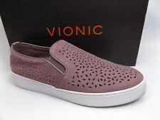 Womens VIONIC MIDIPERF DUSK Leather COMFORT SLIP-ON  SHOES,  SZ 8.0 M,    D10438