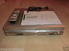 Panasonic DMR-EH80V DVD- /VHS- / HDD-Recorder, 200GB generalüberholt 2J.Garantie