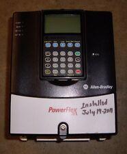 Allen Bradley PowerFlex 70  20AD8POA3AYYNNCO , 5 HP , 480 Volt , (B3R)
