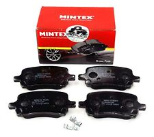MINTEX FRONT AXLE BRAKE PADS FOR CHEVROLET HHR 2.4 MDB3038 (REAL IMAGE OF PART)