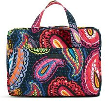 Vera Bradley Hanging Organizer in Twilight Paisley  - Travel Cosmetic Bag - $65
