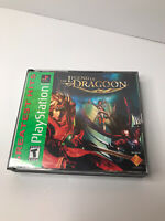 Sony Playstation The Legend of Dragoon Very Good Condition with Case & Manual
