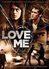 LOVE ME, JAMIE JOHNSTON, KAITLYN LEEB, LINDSEY SHAW, DVD CARDBOARD SLEEVE OVER
