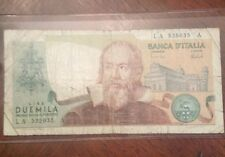 1973 $I2000 Italian Lire 1973 Duemila CollectibleCurrencyAndCoin.com