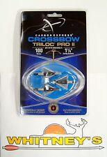 Carbon Express Triloc Pro II 100 GR Crossbow Broadhead - 55597
