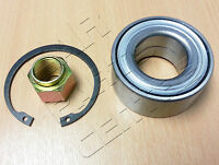 FOR PEUGEOT 1007 207 SW FRONT AXLE WHEEL BEARING KIT ASB MODEL WITH ABS 2002-