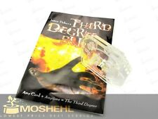 Third Degree Burn Mental Magic Trick Voodoo Mentalism - Free Shipping - G1113