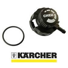 KARCHER 40638070 4.063-807.0 Bouchon reservoir detergent avec joint Reglage