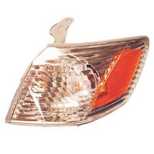 New Left Corner Light - Fits 2000-2001 Toyota Camry Turn Signal Lamp Driver Side