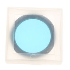 "For Celestron Telescope Color Filter 2"" Moon Planet Nebula Clear View Blue"