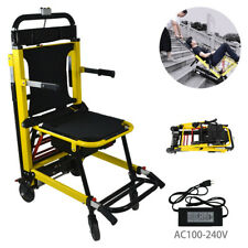 Motorized Climbing Wheelchair Stair Chair STAIRLIFTS Mobility Elevator Battery