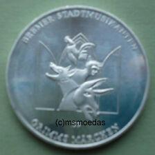 Deutschland BRD 20 Euro Silber Münze 2017 Grimms Märchen Bremer Stadtmusikanten