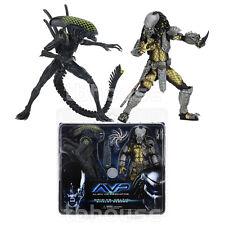 NECA Alien VS Predator AVP Grid VS Celtic Rivalry Reborn 2-Pack Action Figure