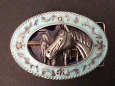 New Western Cowgirl Belt Buckle