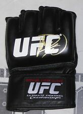 Rashad Evans Signed Official UFC Fight Glove BAS Beckett COA Autograph 92 88 161