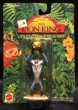 THE LION KING RAFIKI AND BABY SIMBA FIGURE DISNEY MATTEL COLLECTIBLE FIGURES