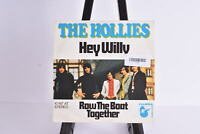 The Hollies - Hey Willy, Row the Boat together - Rock - Hansa Record - 10197AT -