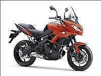 Kawasaki 525 to 674 cc Capacity (cc) Motorcycles & Scooters