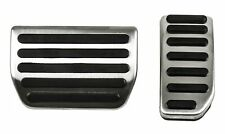 AT_8 Pedalkappen aus Edelstahl passend für Volvo XC60 XC79 S40 S60 S70 V70 C30