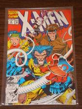 X-MEN #4 VOL2 MARVEL COMICS WOLVERINE OMEGA RED JANUARY 1992