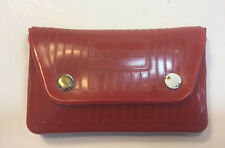 Vintage Italian Bicycle Tool Kit in Red Plastic Pouch – REG