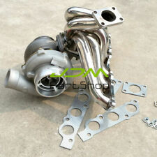 GT45 Turbo A/R 0.70 A/R 0.84+Exhaust Manifold For Toyota Supra 2JZGE Engine 3.0L