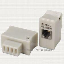 Siemon TESTAR-4 4-Wire 66 Block to RJ-11 Adapter