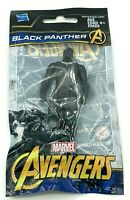 "BLACK PANTHER Marvel Avengers Hasbro 4"" Superhero Action Figure (4 inch) New"