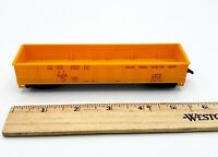 HO Scale TYCO Yellow Union Pacific Gondola #X159 Train Car