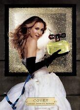 Covet 100ml Perfume by Sarah Jessica Parker SJP BNIB Sealed