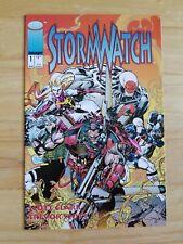 Stormwatch #12 VF 1994 Stock Image