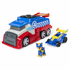 Ready Race Rescue Mobile Pit Stop Team Vehicle w/ Sounds for Kids Aged 3 & Up
